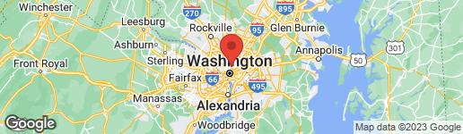 Map of 739 ROCK CREEK CHURCH ROAD NW #1 WASHINGTON, DC 20010