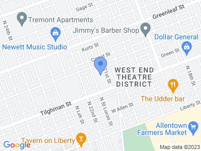 740 N 21st St, Allentown, PA 18104, USA