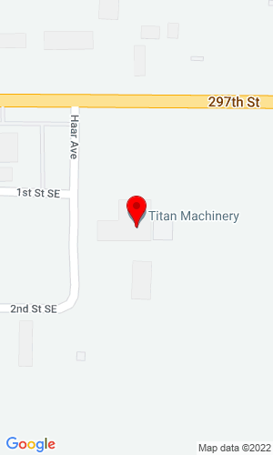 Google Map of Mark's Machinery 745 East Highway 46, Wagner, SD, 57380-9420