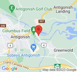 Google Map of 75+St.+Andrews+Street%2CAntigonish%2CNova+Scotia+B2G+2S3