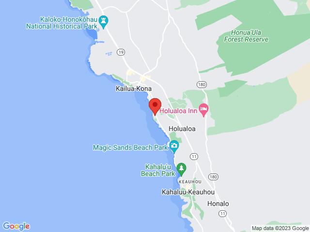 75-6040 Ali'i Drive, Kailua-Kona, Big Island, HI