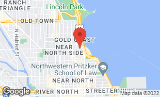 Map of 75 East Division Street #2 CHICAGO, IL 60610