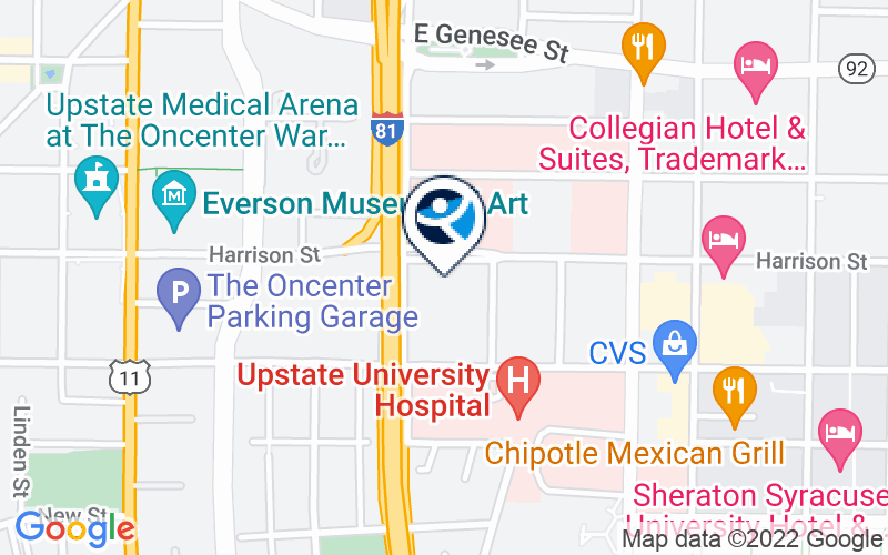 University Hospital of SUNY - Inpatient Psychiatric Location and Directions