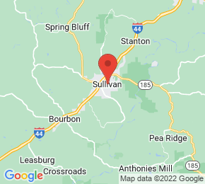 Job Map - 751 SAPPINGTON BRIDGE ROAD Sullivan, Missouri 63080 US