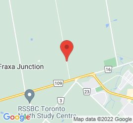 Google Map of 753007+2nd+Line%2COrangeville%2COntario+L9W+2Z7