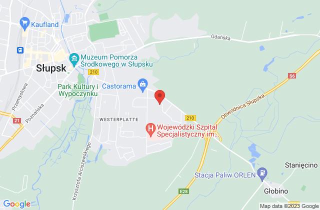 Wyświetl Wojciech Bejda,MUSAION dr Wojciech Bejda na mapie