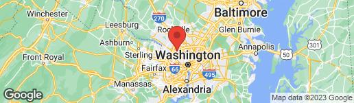 Map of 7608 MARBURY ROAD BETHESDA, MD 20817
