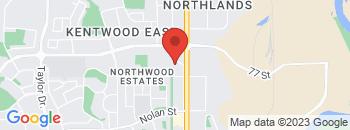 Google Map of 7652+-+50+Avenue%2CRed+Deer%2CAlberta+T4P+2A8
