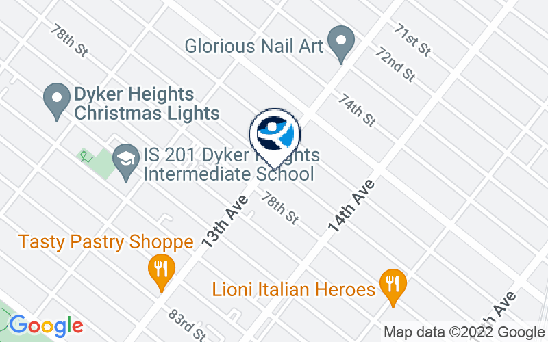 Neighborhood Counseling Center - Dyker Heights Clinic Location and Directions