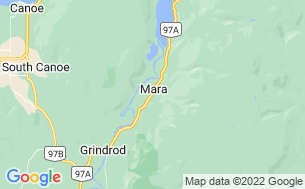 Map of Mara Camping & RV