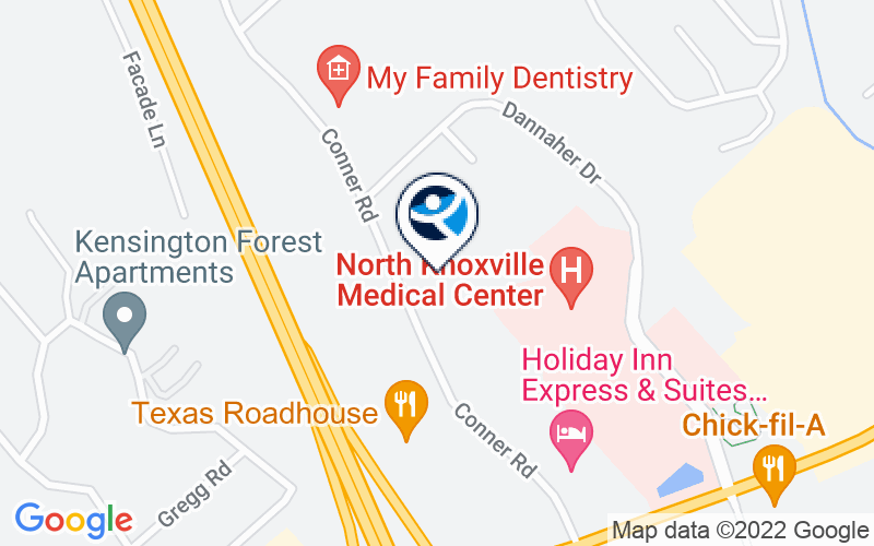 Cherokee Health Systems - Powell Location and Directions