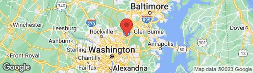 Map of 7732 CYPRESS STREET LAUREL, MD 20707