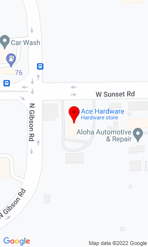 Google Map of Ahren Rentals Inc. 777 W Sunset Rd, Henderson, NV, 89011