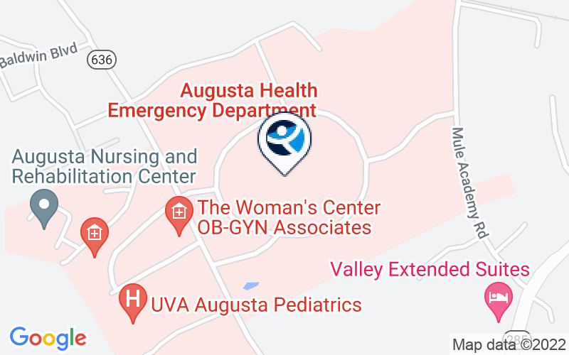 Augusta Medical Center - Crossroads Mental Health Location and Directions