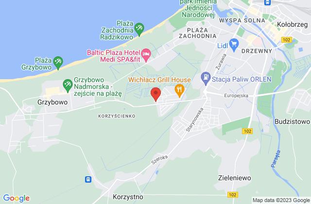 Wyświetl GRZEGORZ ZUZIAK,Centrum Narzędzi Zuziak na mapie