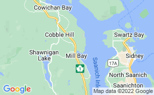 Map of Beehive RV Park & Campground