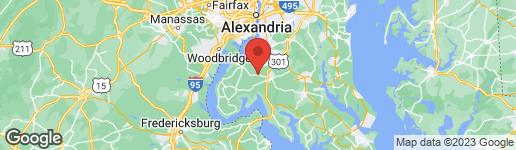 Map of 7826 LEGEND COURT LA PLATA, MD 20646