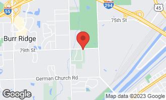 Map of 7905 Howard Avenue LA GRANGE, IL 60525