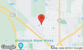 Map of 791 Regina Court #791 WOODSTOCK, IL 60098