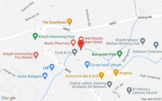 Kirkbrae Residential Care Location