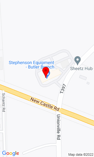 Google Map of 796 Unionville Road+Prospect+PA+16052