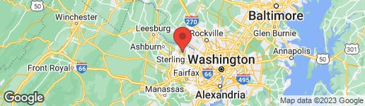 Map of 796 SHERLIN LANE GREAT FALLS, VA 22066