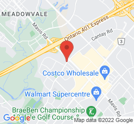 Google Map of 797+BANCROFT+DR%2CMississauga%2COntario+L5V+2Y6