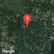 Satellite Map of 8  Gale Drive , Mahopac, NY 10541