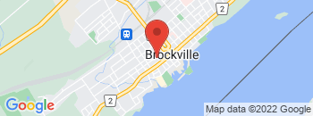 Google Map of 8+Chase+Street%2CBrockville%2COntario+K6V+5V7