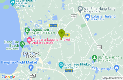 This property on the map