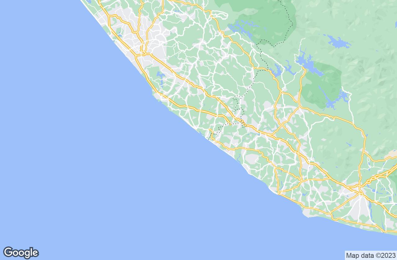 Google Map of بوفار