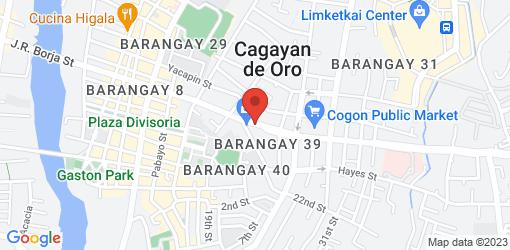 Directions to Mang Inasal