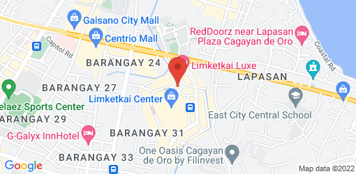 Directions to Kagay-anon Restaurant
