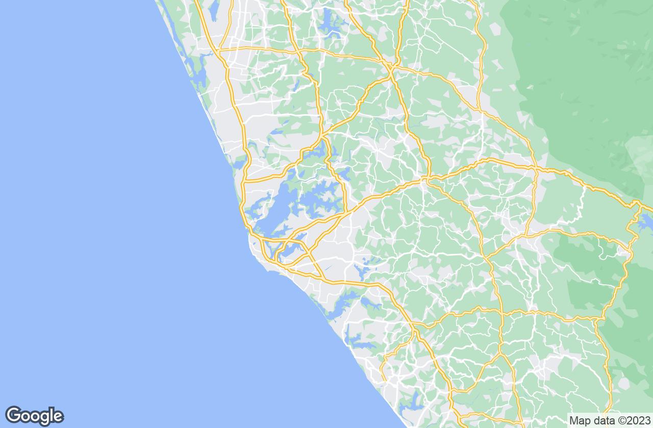 Google Map of Vellimon