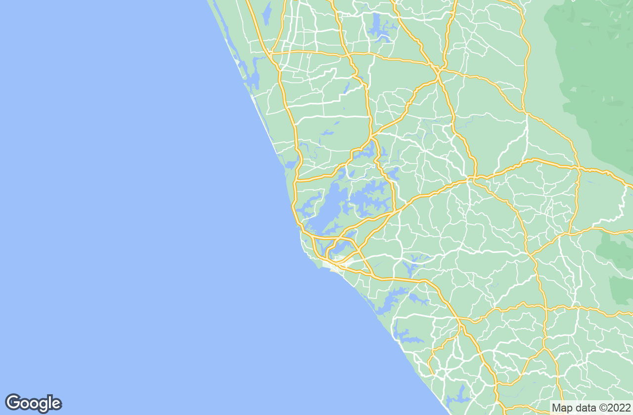 Google Map of Thekkumbhagam