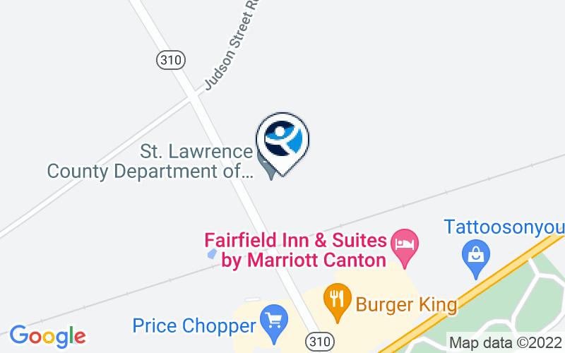 St. Lawrence County Mental Health Clinic Location and Directions