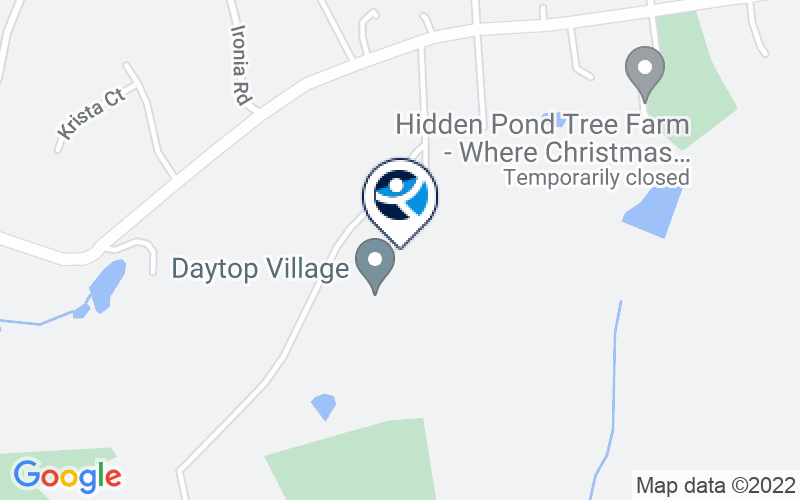 Daytop New Jersey - Mendham Location and Directions