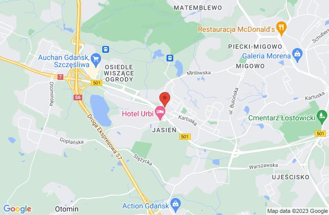 Wyświetl Karolina Bodnar,Balt System Karolina Bodnar na mapie