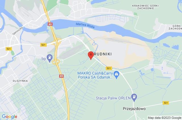 Wyświetl Przedsiębiorstwo Usługowo-Produkcyjne ENPEX Sp. z o.o. na mapie