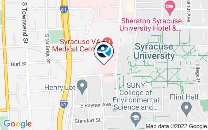Syracuse VA Medical Center Location and Directions