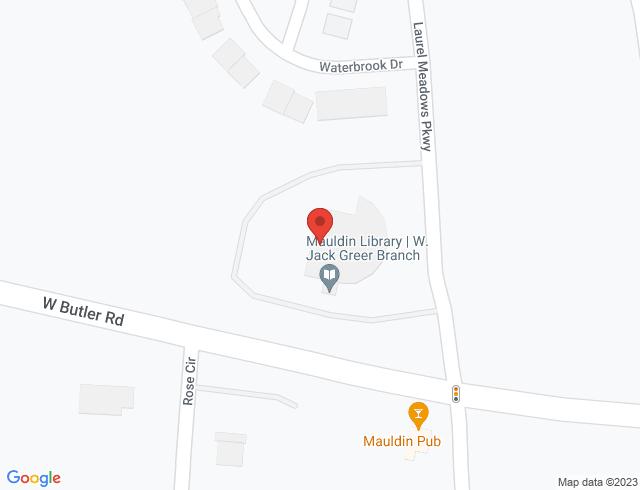 800 W Butler Road, Greenville, SC 29607