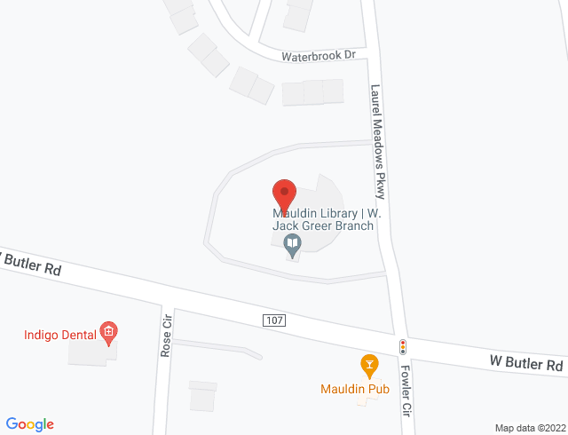 800 West Butler Road, Greenville, SC 29607