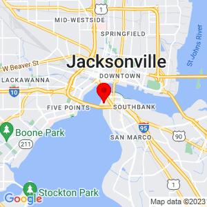 Wolfson Children's Hospital Google Map