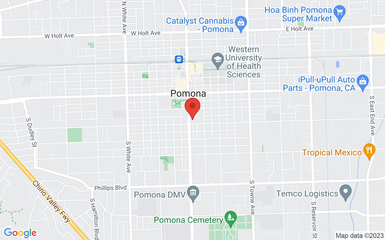 Pomona Unified School District