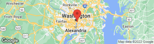 Map of 800 4TH STREET SW N710 WASHINGTON, DC 20024