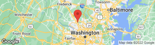 Map of 801 PLEASANT DRIVE #80123 ROCKVILLE, MD 20850