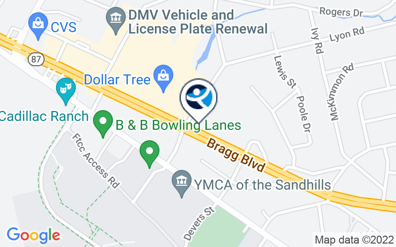 Raintree Clinic Location and Directions