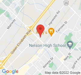 Google Map of 805+Walkers+Line%2CBurlington%2COntario+L7N+2G1