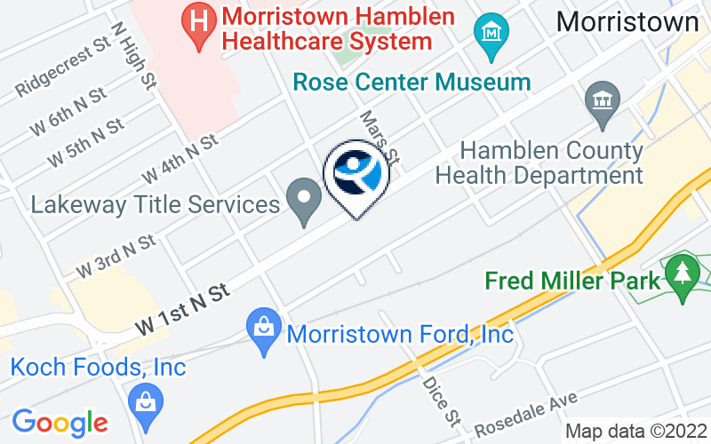 Health Connect America - Morristown Location and Directions