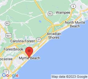 Job Map - 809 82ND PARKWAY Myrtle Beach, South Carolina 29572 US